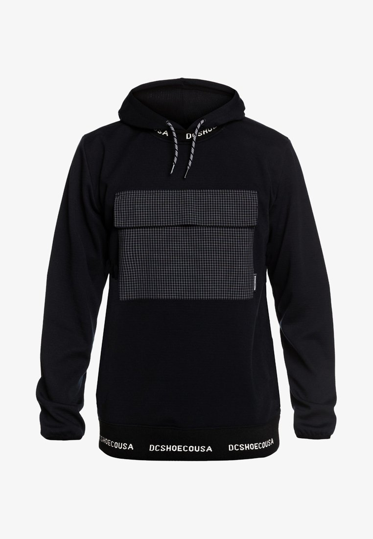 DC Shoes - COMMUTER - Hoodie - black
