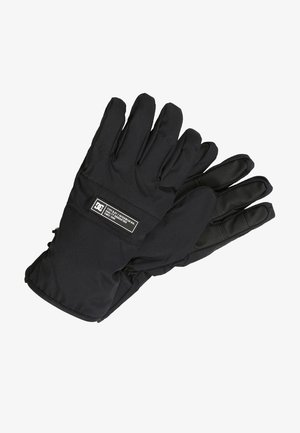 FRANCHISE - Gloves - black
