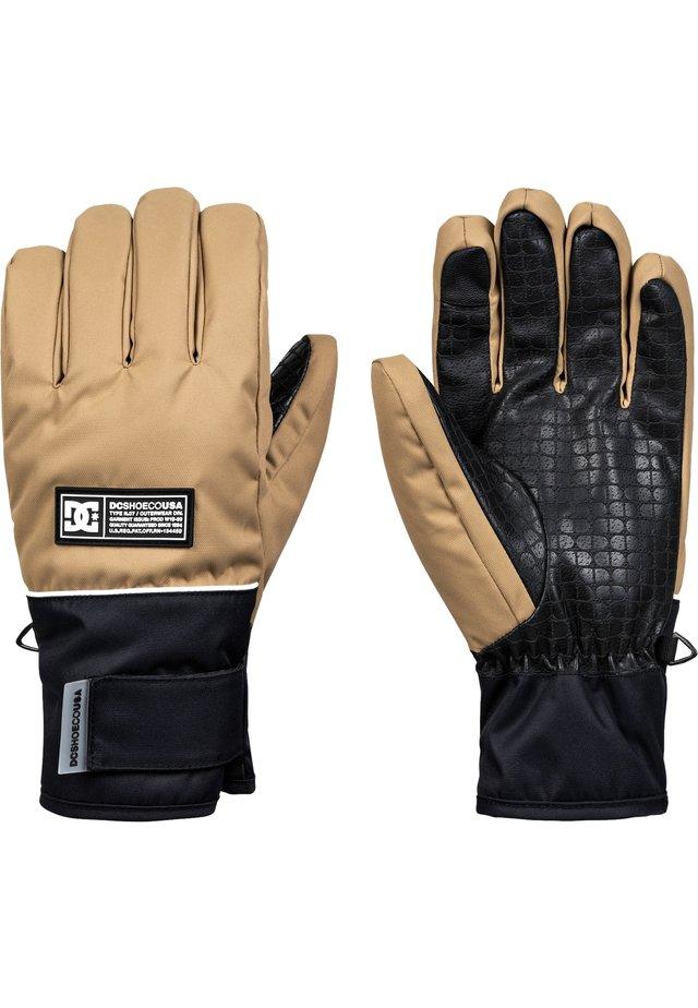 Gloves - kelp
