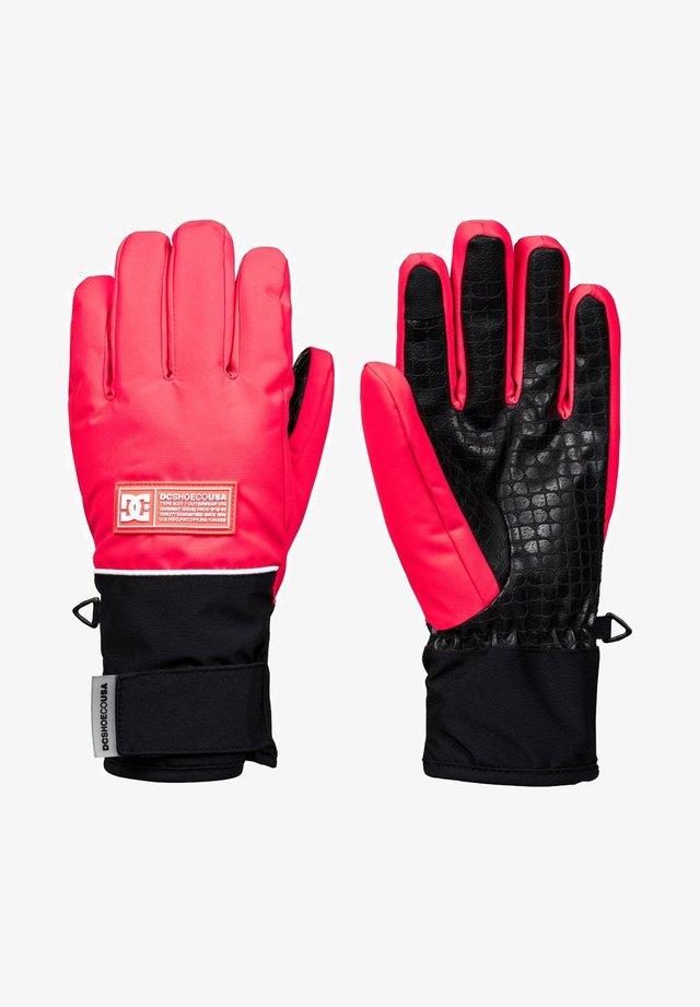 Handschoenen - diva pink