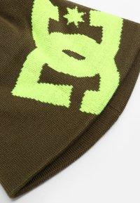 DC Shoes - Mütze - fatigue green - 3
