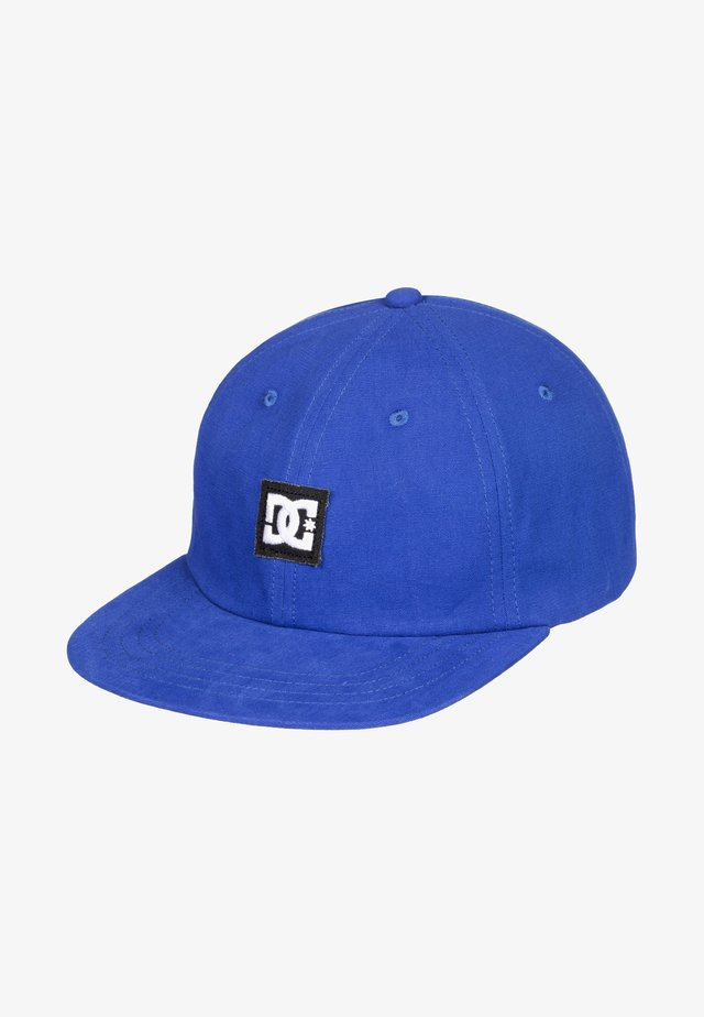 DC SHOES™ DIED OUT - STRAPBACK-KAPPE FÜR MÄNNER ADYHA03914 - Cap - nautical blue
