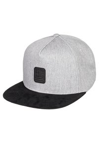 DC Shoes - BRACKERS - Cap - grey heather - 0