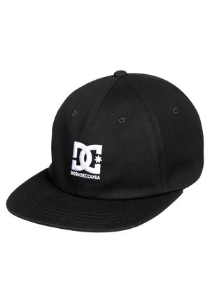 DC SHOES™ LOGO DECON - SNAPBACK-KAPPE FÜR MÄNNER ADYHA03905 - Cap - black