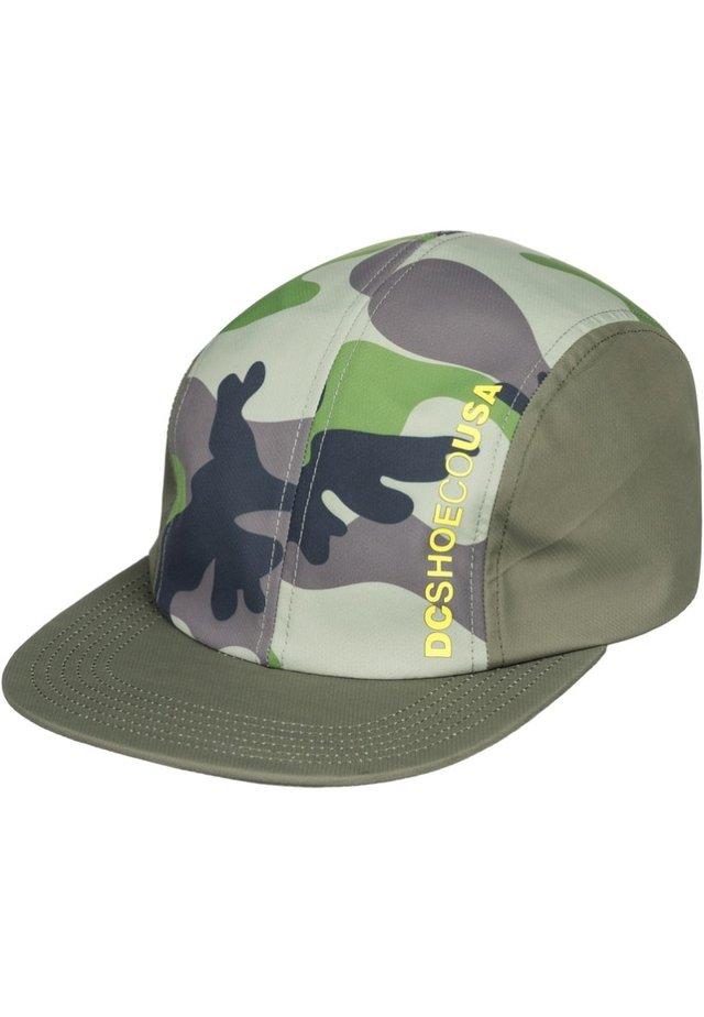DC SHOES™ STAGEHAND - CAMPER-CAP FÜR MÄNNER ADYHA03838 - Hoed - fatigue green