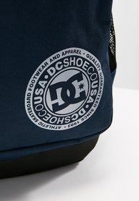 DC Shoes - THE LOCKER - Ryggsekk - black/iris - 2