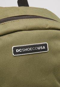 DC Shoes - THE LOCKER - Tagesrucksack - burnt olive - 7