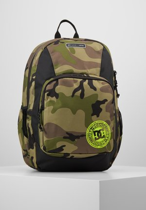 THE LOCKER - Ryggsekk - khaki/black