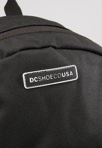 DC Shoes - THE LOCKER - Tagesrucksack - black - 7