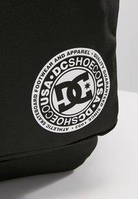 DC Shoes - THE LOCKER - Tagesrucksack - black - 2