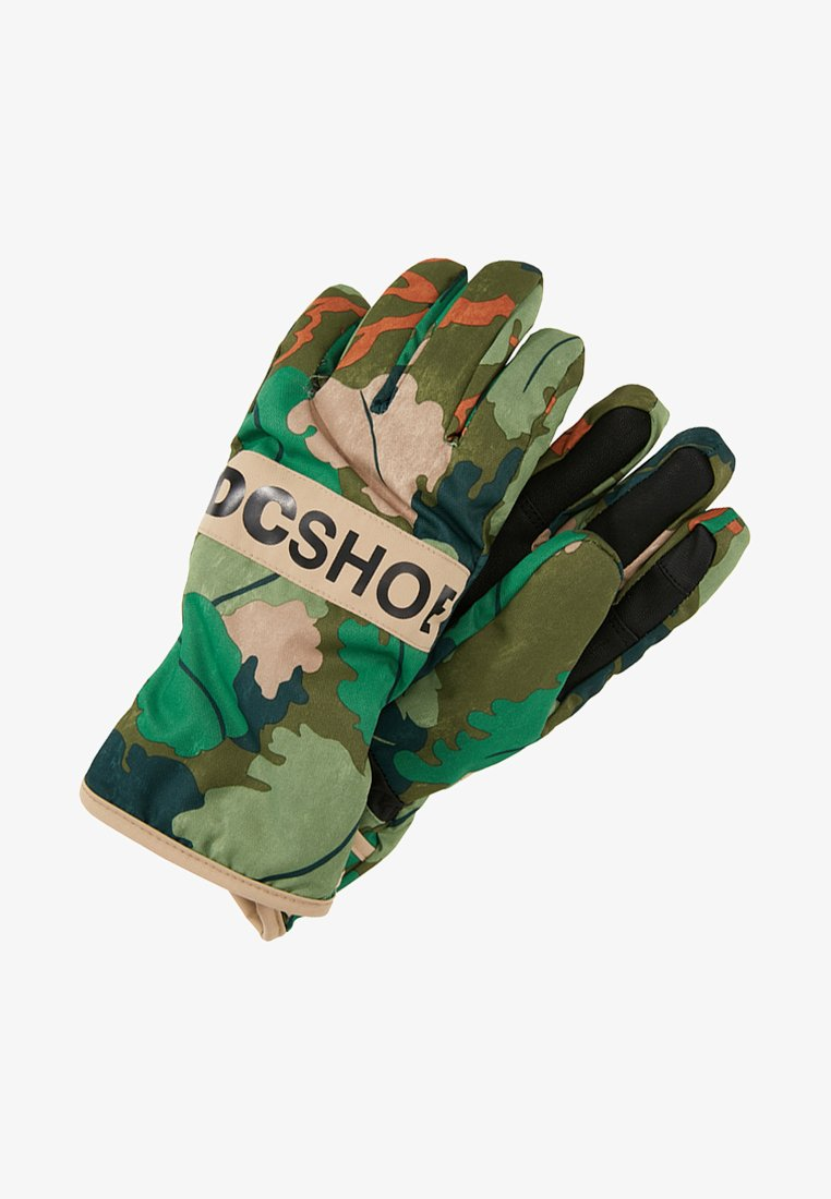 DC Shoes - FRANCHISE GLOVE - Handschoenen - green