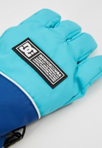 DC Shoes - FRANCHISE GLOVE - Gants - scuba blue - 3