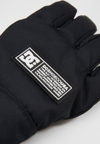 DC Shoes - FRANCHISE GLOVE - Fingerhandschuh - black