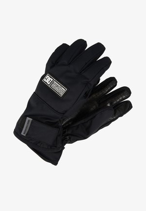 FRANCHISE GLOVE - Fingerhandschuh - black