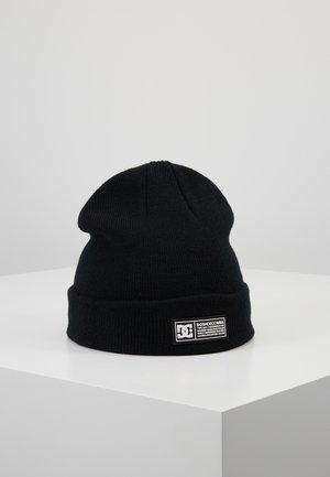 LABEL YOUTH - Bonnet - black