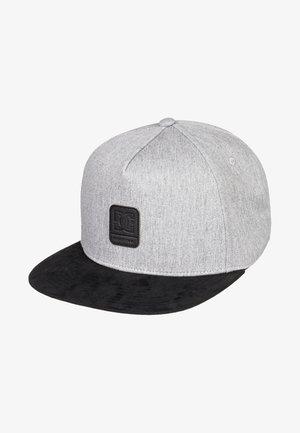 BRACKERS BOY - Cap - grey heather