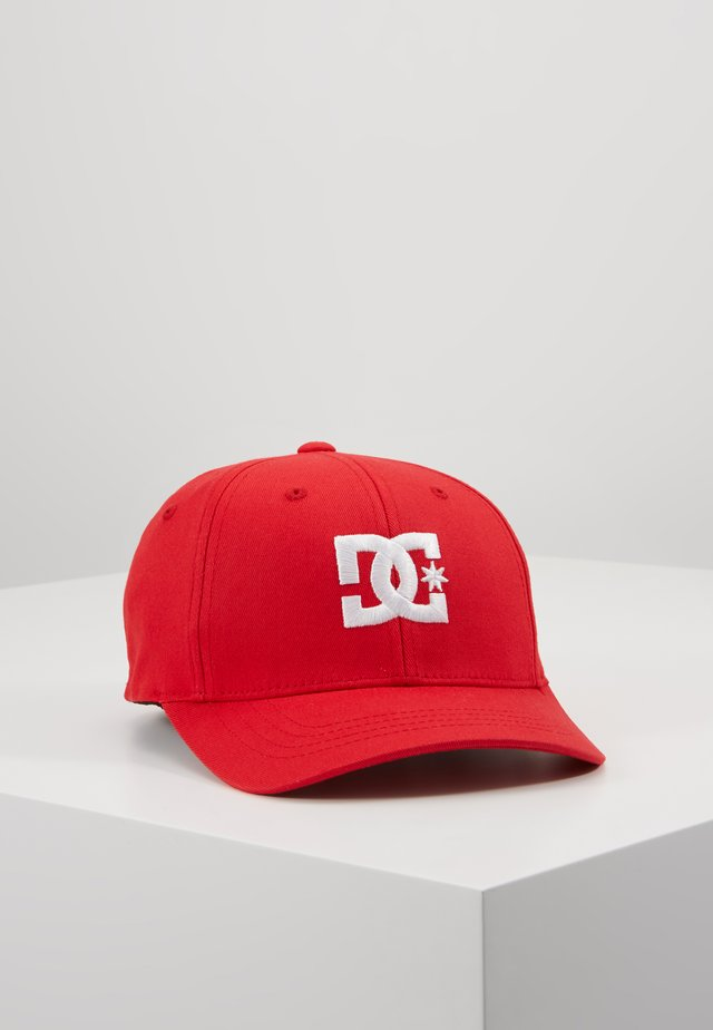 CAP STAR 2 BOY - Keps - tango red