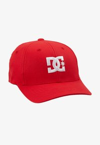 DC Shoes - CAP STAR 2 BOY - Kšiltovka - tango red