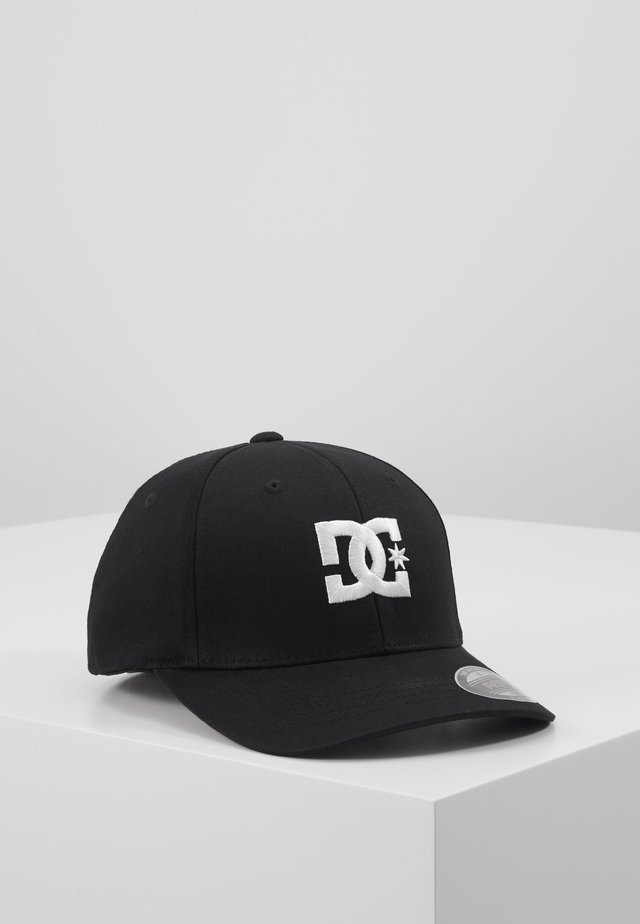 CAP STAR 2 BOY - Caps - black