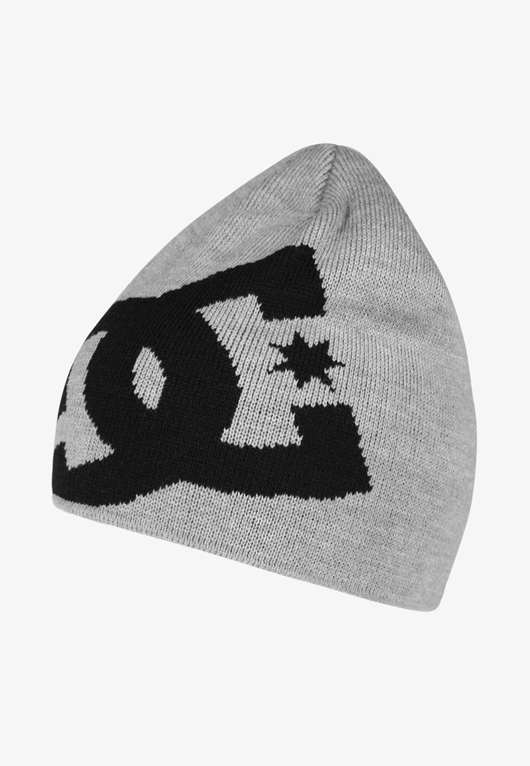 DC Shoes - Beanie - mottled grey