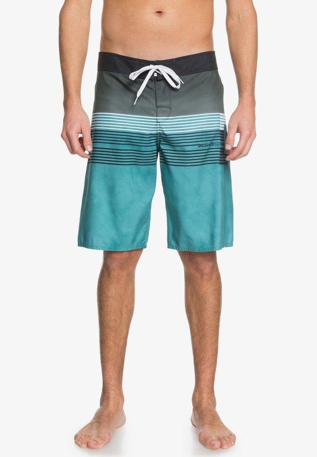 KUSECK - Swimming shorts - teal