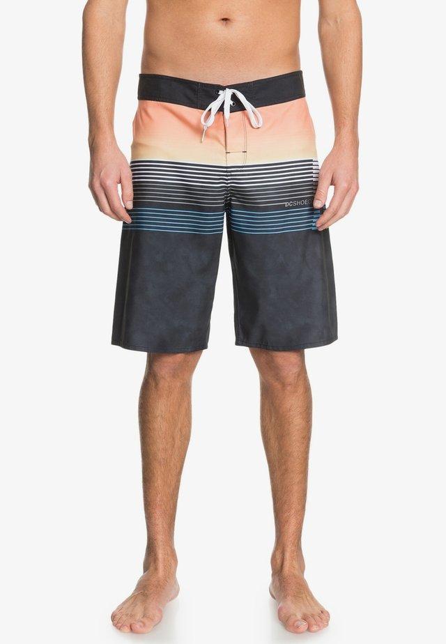 KUSECK - Swimming shorts - black