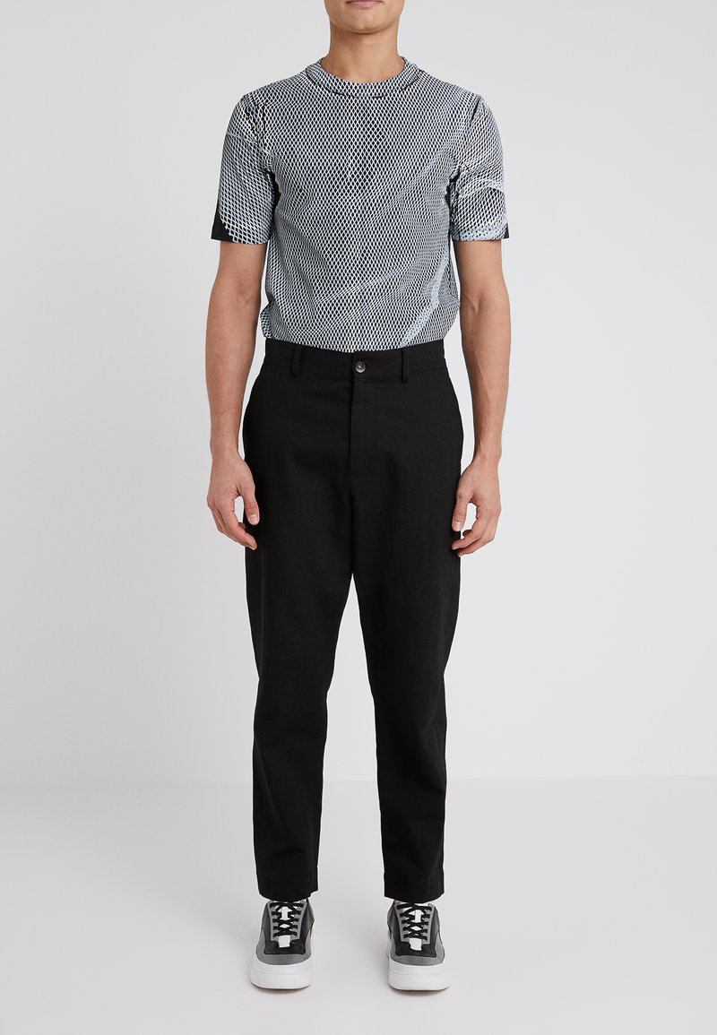 Damir Doma - POWE - Pantalon classique - black