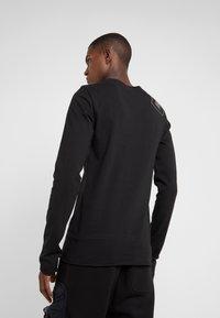 Damir Doma - TALE - Bluzka z długim rękawem - black - 2