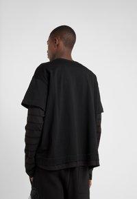 Damir Doma - Långärmad tröja - black - 2