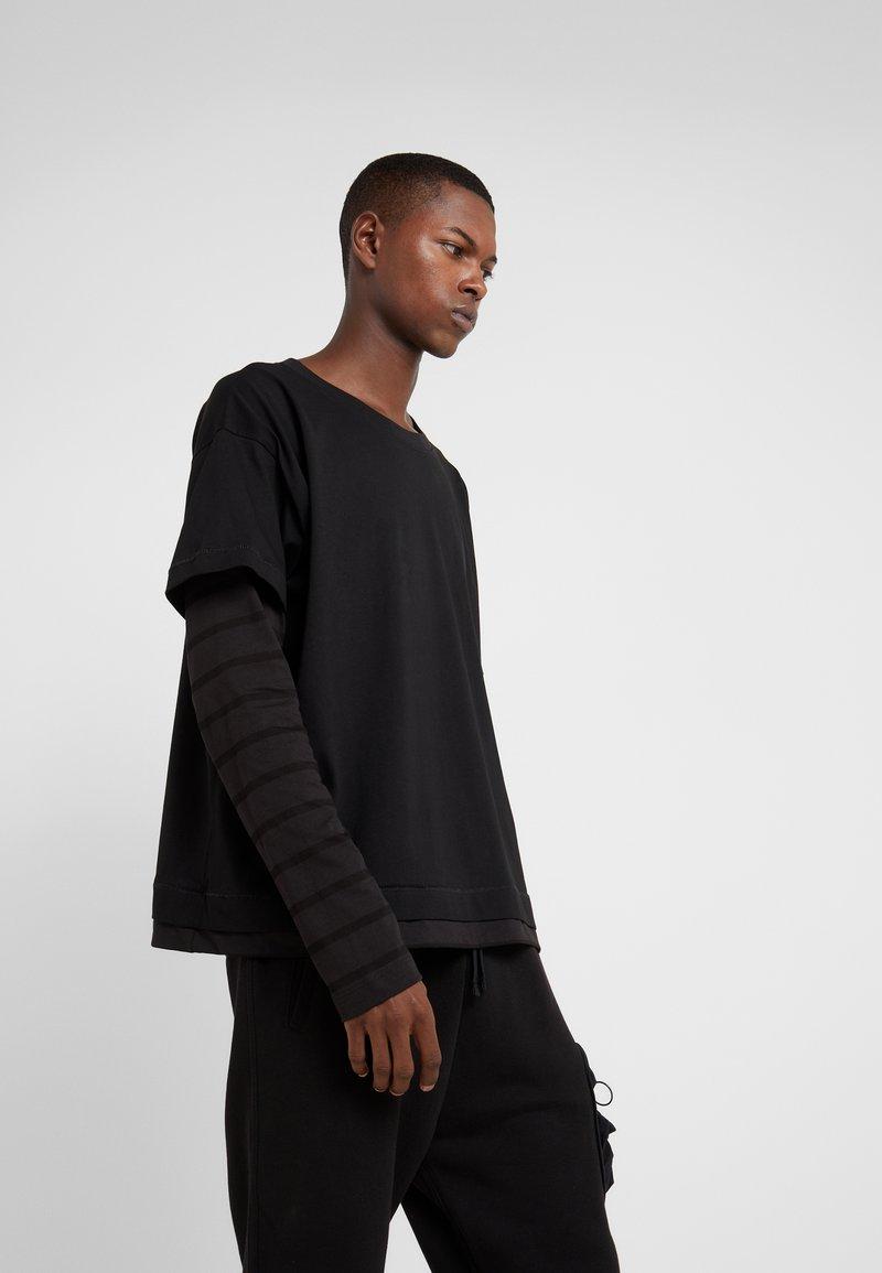 Damir Doma - Långärmad tröja - black