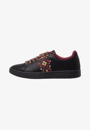 COSMIC NAVAJO - Sneakers laag - black