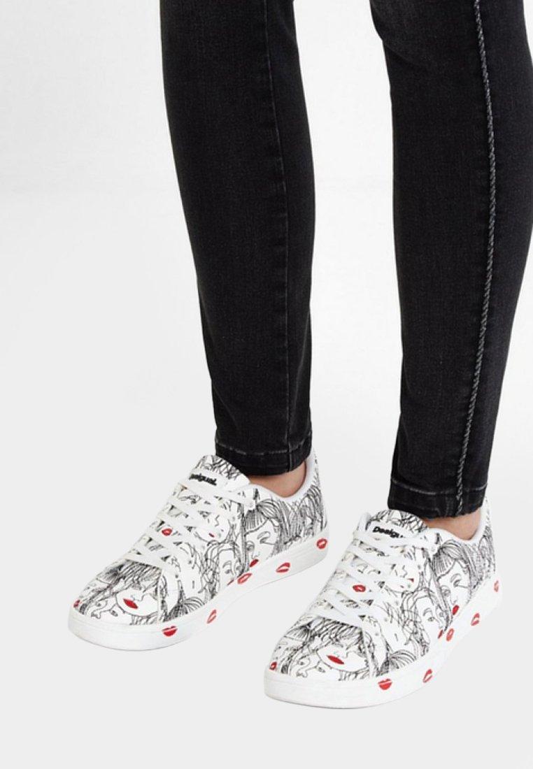 Desigual Sneakers Desigual Sneakers Basse White 0wOk8PXn