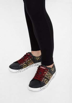 EXOTIC - Sneakers laag - black