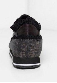 Desigual - PEGASO - Sneakers basse - black - 4