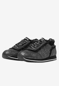 Desigual - PEGASO - Sneakers basse - black - 3
