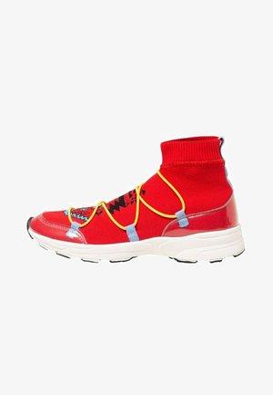 NAVAJO - Zapatillas altas - red