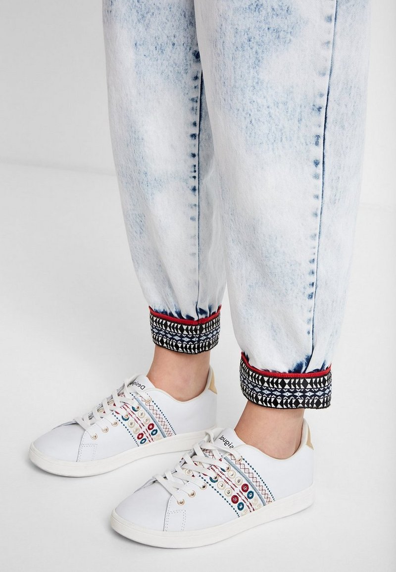 Desigual - Sneakers laag - white