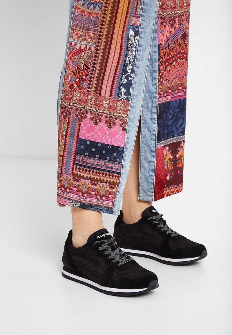 Desigual - Sneakers laag - black