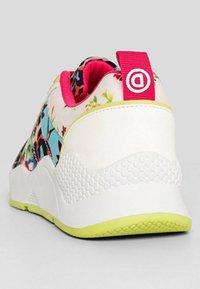 Desigual - Sneakers laag - green - 4