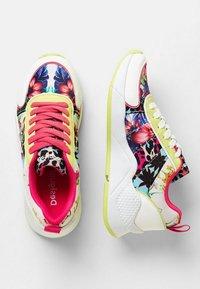 Desigual - Sneakers laag - green - 2