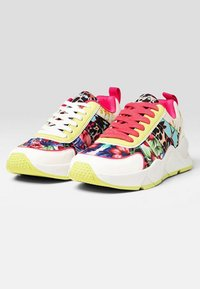 Desigual - Sneakers laag - green - 3