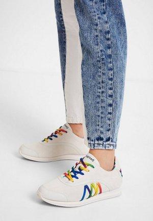 CORSET - Sneakers laag - white
