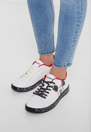 SHOES_COSMIC_MICKEY MOUSE - Sneaker low - white