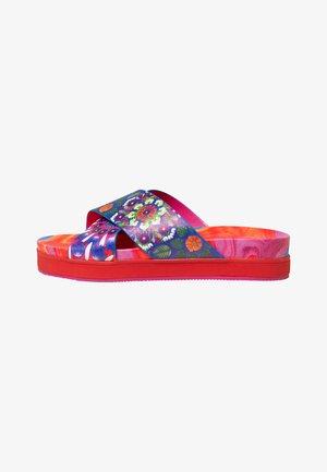 Sandales de bain - multicolor