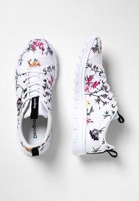 Desigual - Sneakers basse - white - 2