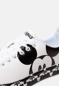 Desigual - MICKEY - Sneaker low - white - 6