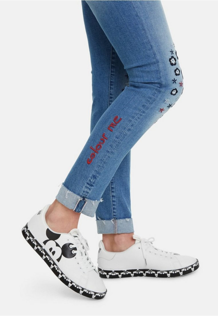 Desigual - MICKEY - Sneakers laag - white