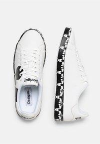 Desigual - MICKEY - Sneaker low - white - 2
