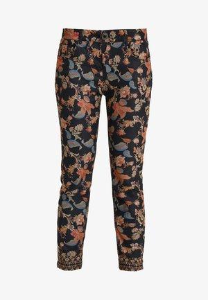PANT PEONY - Slim fit jeans - black