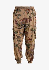 Desigual - PANT CLARIS - Trousers - green - 5